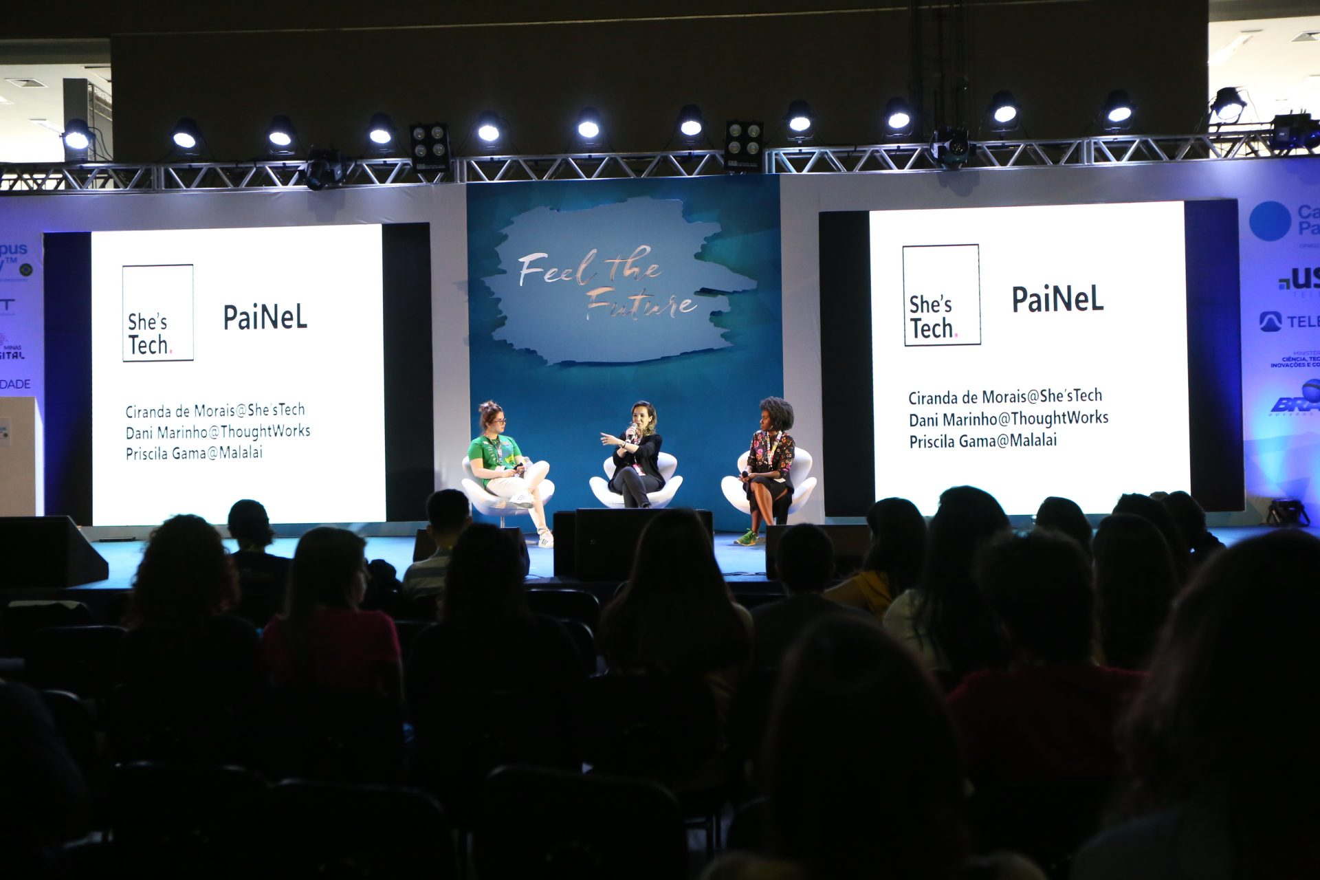 campus party mg painel