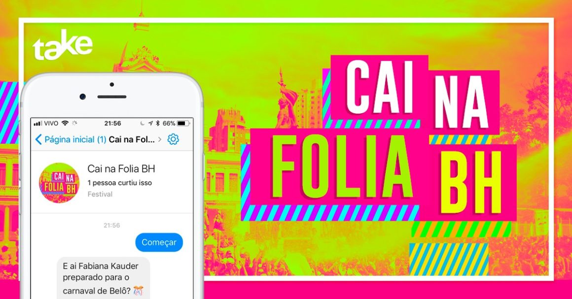 chatbot de carnaval capa post