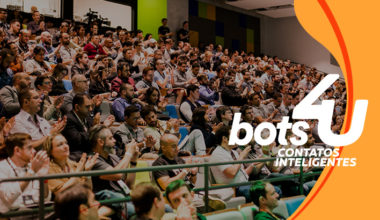 bots4u evento sobre chatbots take