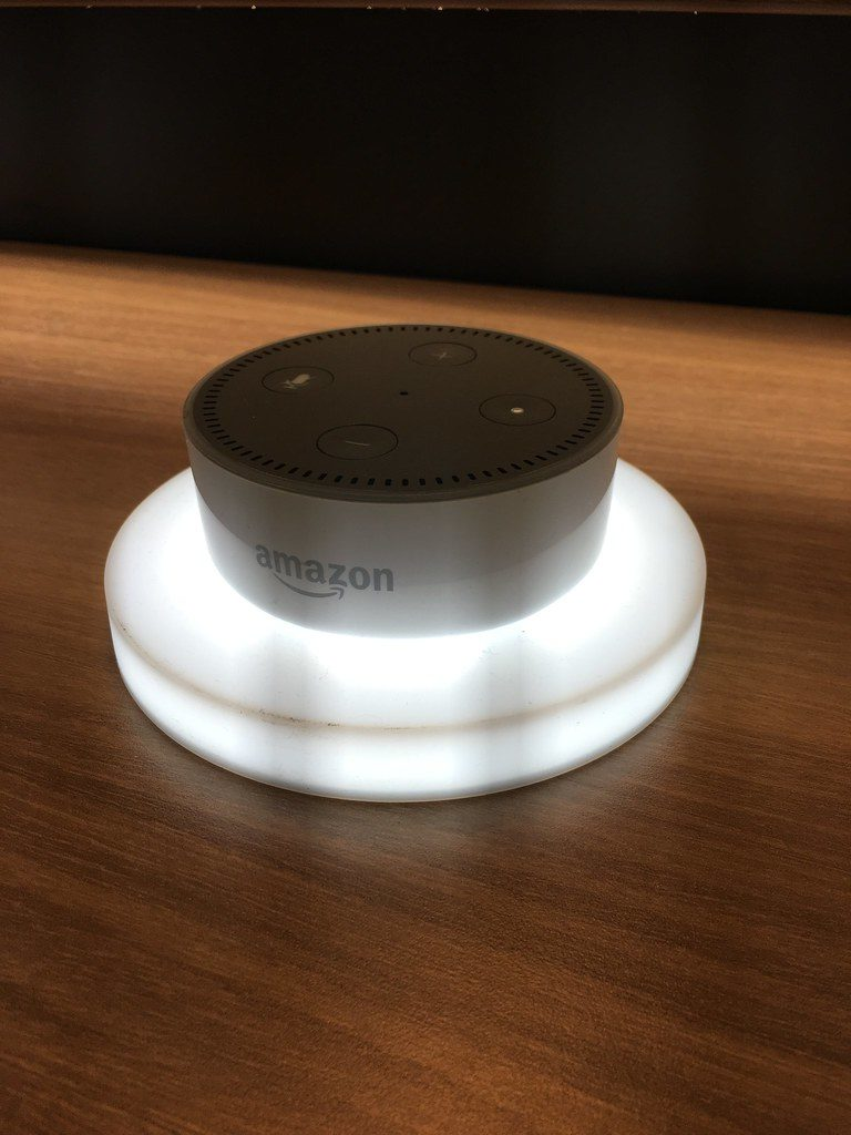 mercado de assistentes de voz smart speaker