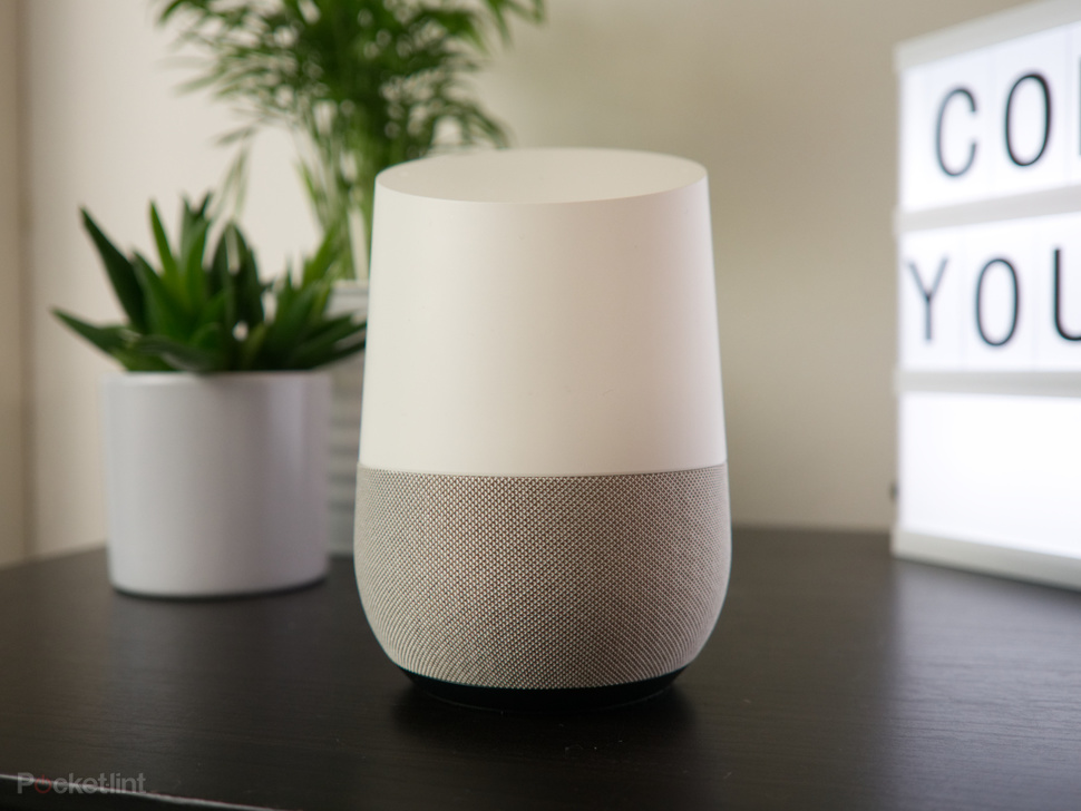 mercado de assistentes de voz google home