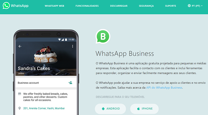 whatsapp business como funciona